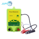 Portable green mini LED abs electric fence farm tester for polyrope
