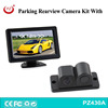 Fatory directly Mini Parking Rearview Camera Kit, Rear View Camera With Parking Sensor, backup camera with parking sensor