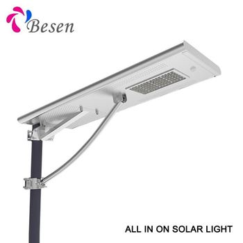 70w Metal Street Light Automatic Control Using Ldr 6w Solar Led ...