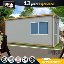 China Iso Container Kit Luxury Prefabricated Container Houses In Ghana