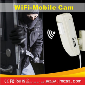 JMC-WF28 H.264 720P Hidden IP Spy Wifi Camera with Motion Sensor