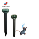 Wholesale Outdoor Solar Pest Repeller Chaser Snake Ultrasonic Rodent Repellent