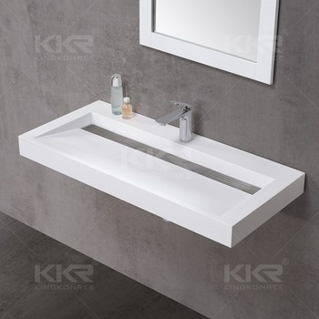 Kingkonree Long Narrow Washbasin Buy Washbasin Narrow