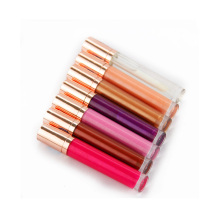 Keine logo Multi-farbige individuelles make-up Pigmente private label glänzende <span class=keywords><strong>lipgloss</strong></span>