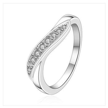 fashion latest new woman latest design picture lady girl long gold finger wedding ring - Woman Wedding Ring