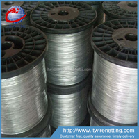 Kitchen application 40g high zinc coated Scrubber wire