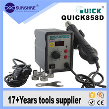 Original Quick Lead Free Mini Smd Bga 858d Rework Station For Mobile Phone