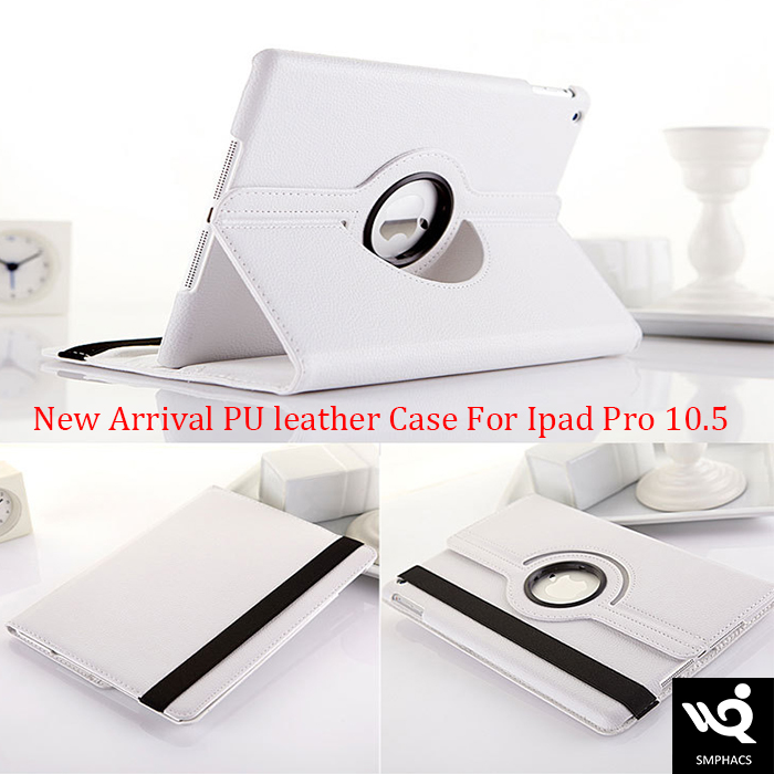 2017 Future Product Ideas New Arrival PU leather Case For Ipad Pro 10.5