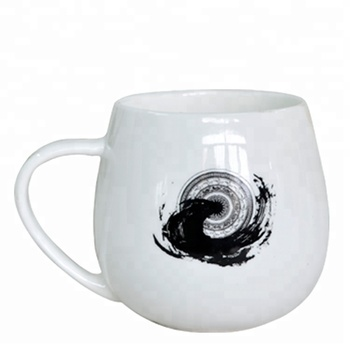 Cold Color Changing Ceramic Mini Coffee Matt Shot Mug