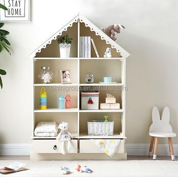 Reale classico stile europeo bianco puro a forma di casa armadio per bambini camera da letto - Zara home letto bambino ...