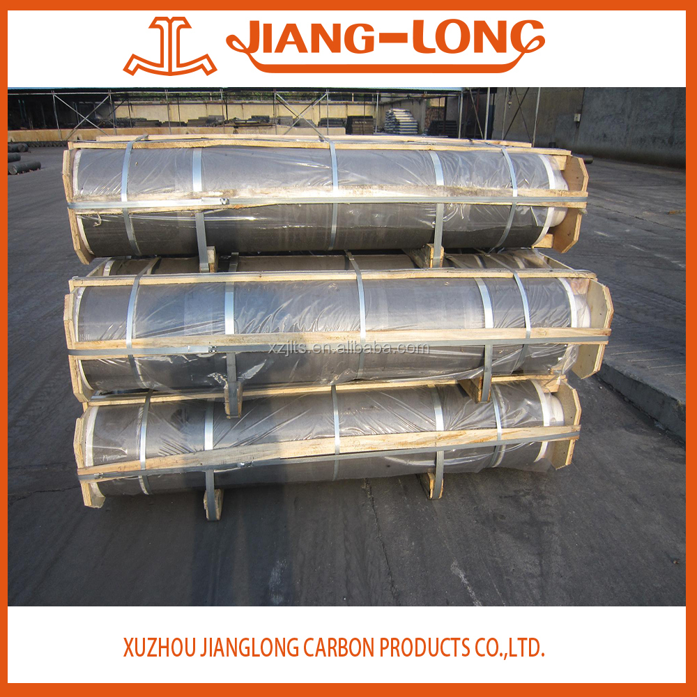 SHP Graphite Electrode  Diameter 300 350 400 for Steel Making