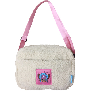 Non woven large japanese crossbody bag shoulder long strip bag for girls female shoulder bag