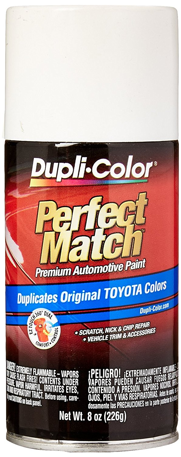 Dupli-Color BTY1578 Exact Match Touch-Up Paint - 8 fl. oz.