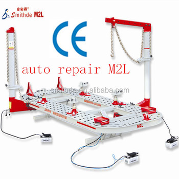 China Manufacturer M2le Frame Machine Used Body Shop Equipment For ...