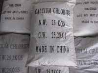 96% calcium chloride pellets for snow and ice melting