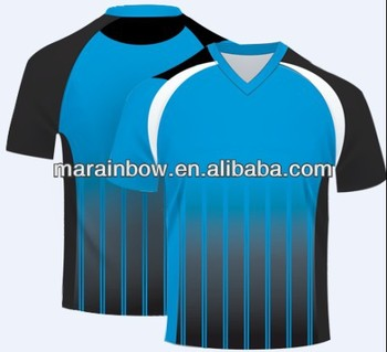 Cool custom sublimation sports t shirts printing design for Design t shirt sport