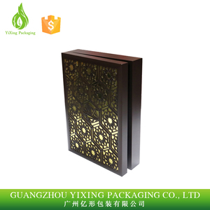 Custom High Quality Wooden Chocolate Packaging Box