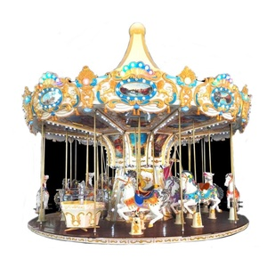 16 seats carousel entertainment for children adult entertainment kids indoor entertainment equipment