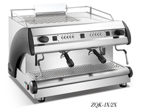 Top sale Stainless Steel Italian semi-automatic coffee machine (ZQW-1X)
