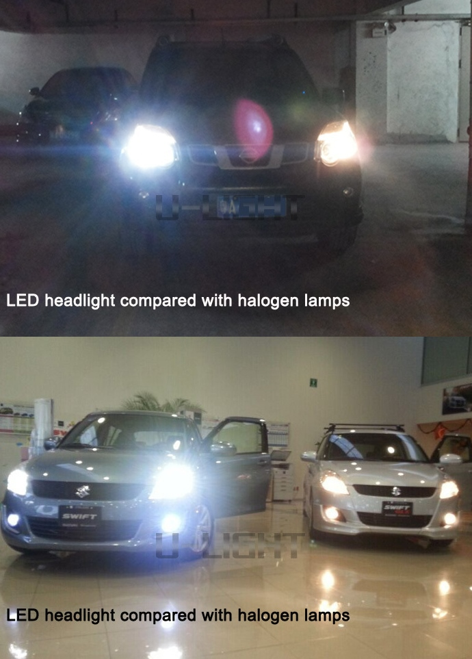Factory New Arrival Luxeon Mz Led Chip Led Headlight Replacement