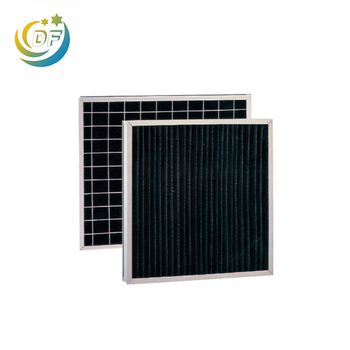 Good activated carbon filter pads fiber mesh