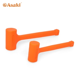 High Quality dead blow rubber mallet sizes