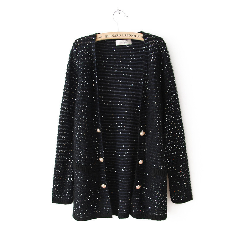 ebc0ea79d1 Get Quotations · 2015 New Women Knitted Sweater Korean Vintage Women Sweater  Autumn Fashion Loose Cardigan Sweaters Coat