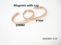 mens copper chain link bracelet