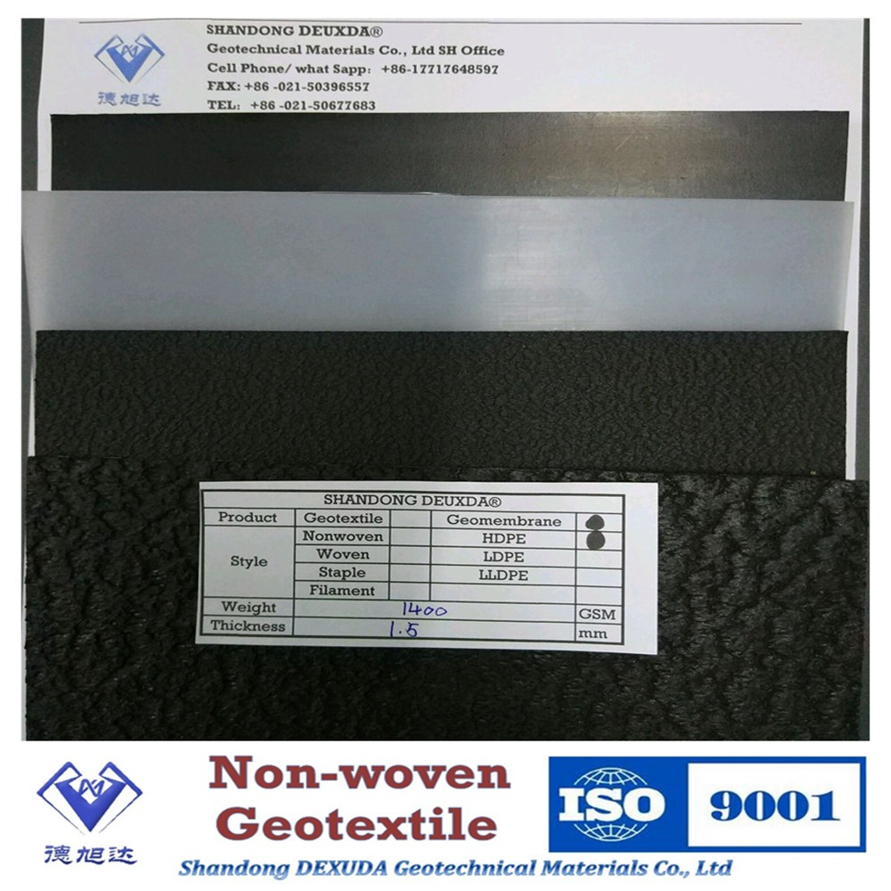1.5 Mm Hdpe Geomembrane Price