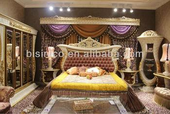 Luxury Bedroom Sets Italy