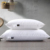 Top Grade Goose down High Quality downproof fabric Soft Skin Down Pillow