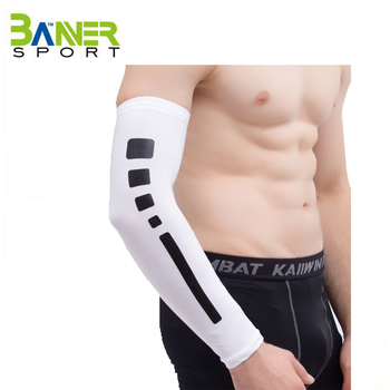 Cooling UV protection arm sleeves for men women summer sunblock running golf cycling driving arm sleeve sports