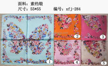 Fashionable most popular print fashion women's silk scarf