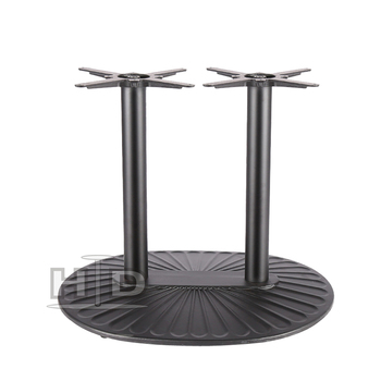 Contemporary Bottom Disc Metal Dining Stone Table Base   Buy Stone Table  Base,Metal Dining Table Bases,Metal Frame Table Base Product On Alibaba.com