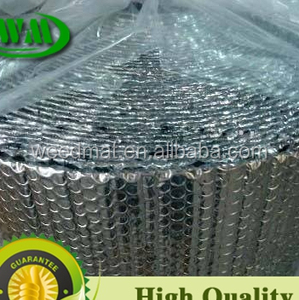 high quality reflectivity bubble aluminum foil insulation