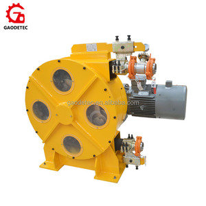 GH Series Industrial Mini Hose Peristaltic Squeeze Pump for customer