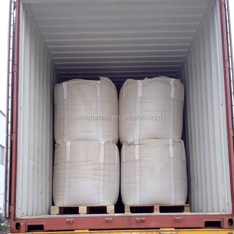 diatomite / diatomaceous earth filter aid for edible oil filtration food grade DE filter media