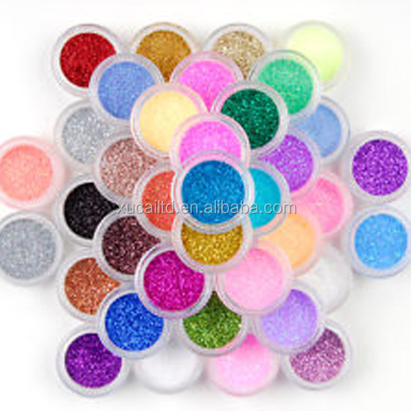 Non-toxic glitter powder,rainbow glitter for wholesale