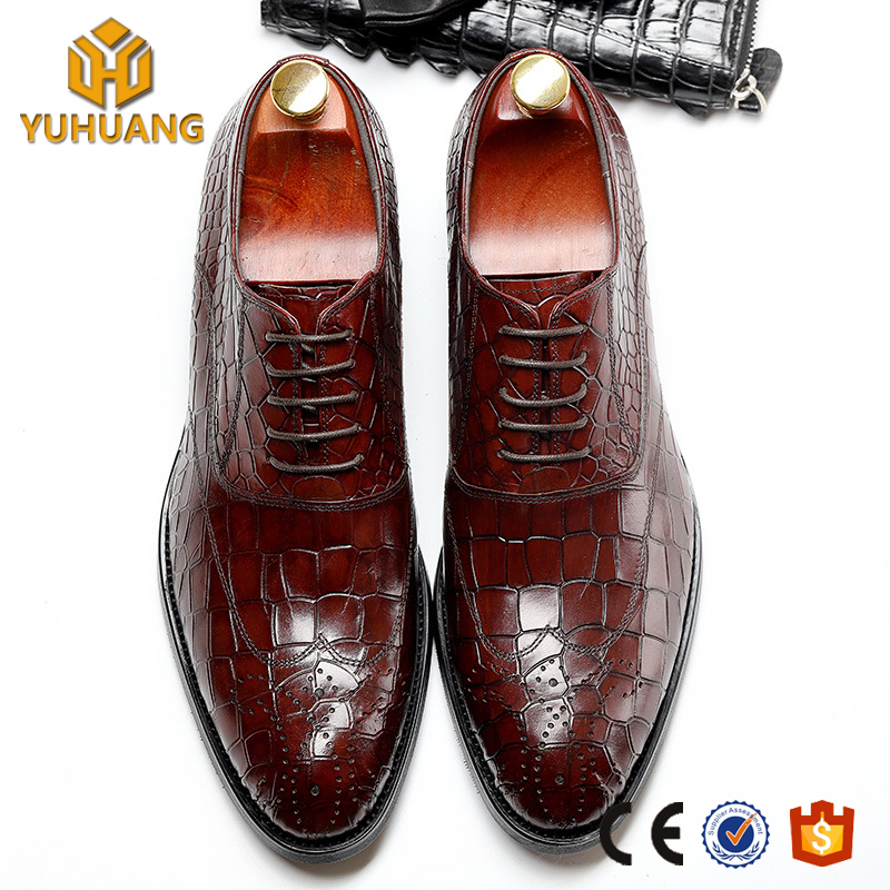 Genuine Shoes Leather Material Men Luxury Lining Dress Gender npBPpw8ZxS