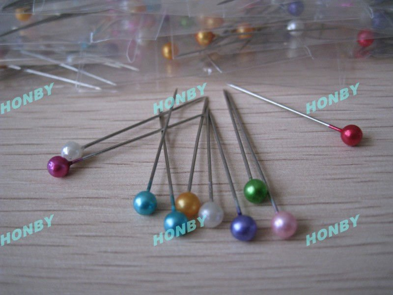 Assorted color ball head pin(hair pin)