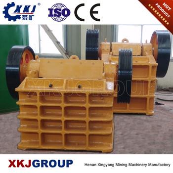 Jaw Crusher PE/PEX, Best selling factory equipment Diesel