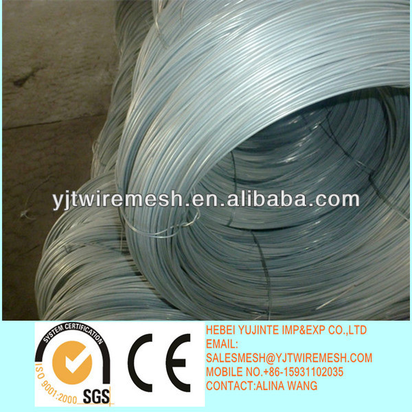 factory offer high quality low price galvanized iron wire