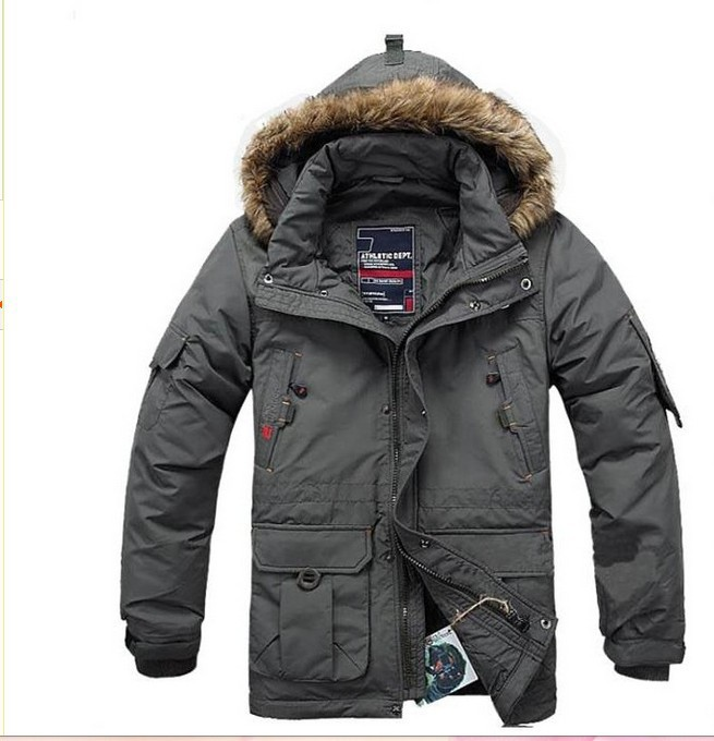 Good Quality New Winter Brand Men Down Jacket Men's Down