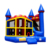 Guangzhou Barry inflatables 3d module 5 in 1 a frame castle combo , inflatable combo bounce house