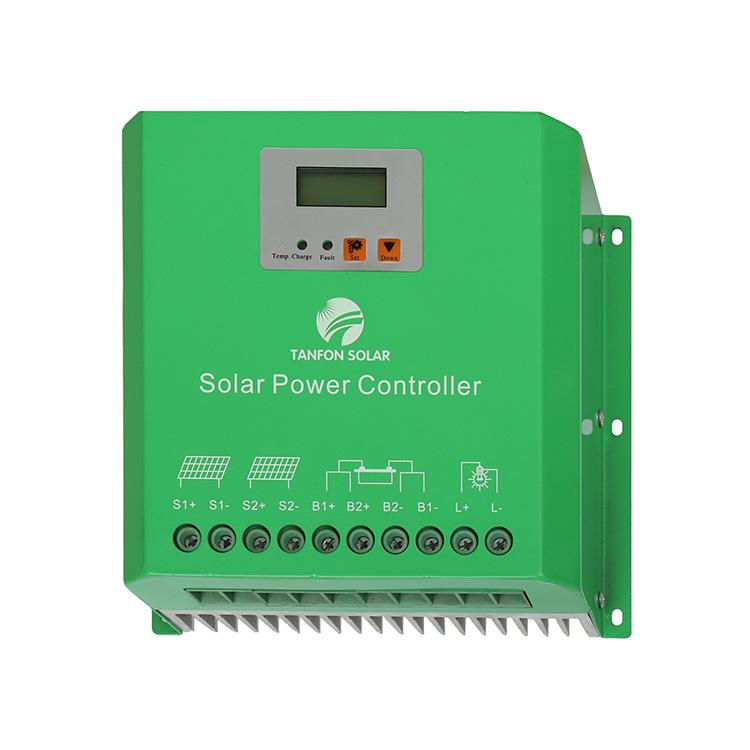 100A 태양 충전 컨트롤러/충전 컨트롤러 태양 전지 패널 80A 100A