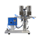 YTK-6100 Semi automatic twist off trigger spray pet screw cap bottle capper/screw capping machine