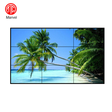 55 inch ultra smalle <span class=keywords><strong>bezel</strong></span> 1.8mm HD 4 k smart TV flexibele goede kwaliteit led/lcd tv 3x3 lcd video wall