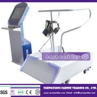 popular vr amusement 9d vr cinema 6 dof motion platform flight simulator