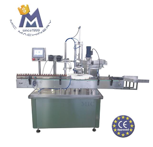 MIC exported to USA fresh choice electric cigarette filling capping machine
