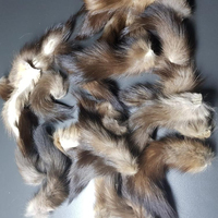 Wholesale High Quality Russian Sables Tail Real Canadian Sables Tail Baum Marten